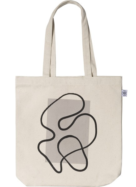 Outside the Box Tote Bag w grupie Limited edition w Desenio AB (TOTE50146)